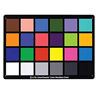 X-Rite ColorChecker Classic (B000JLO31C) | Amazon Products
