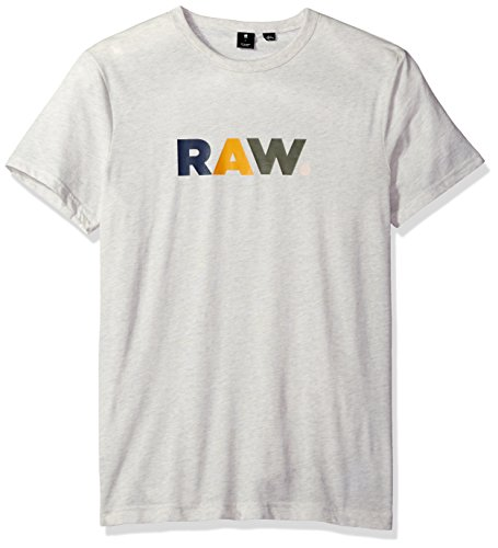 G-STAR RAW Herren T-Shirt Grau