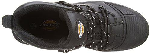 Dickies Talpa Boot, Chaussures de sécurité homme Noir