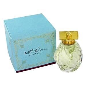 Hilary Duff With Love Eau de Parfum 100ml Spray