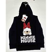 Sudadera Invierno Niña Disney Minnie Mouse Azul 7 años