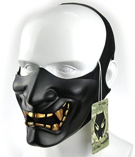 Atairsoft Máscara para disfraz de halloween