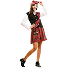 231f896093d7c My Other Me – Déguisement d écossaise pour femme