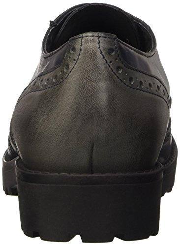 BATA 5249135, Scarpe Stringate Basse Oxford Donna Blu (Blu)