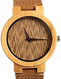 GG Luxe–Reloj Madera Fantasía Wald