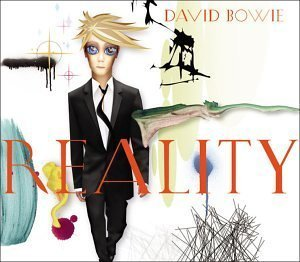 Reality [With DVD] by Bowie, David (2003) Audio CD