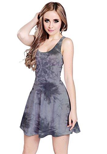 CowCow - Robe - Femme gris gris Black & Gray