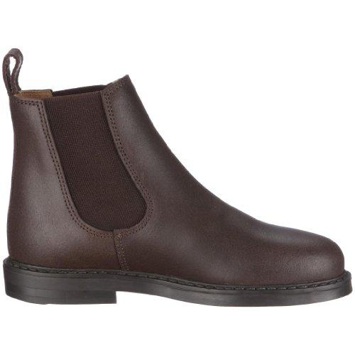 Crianças 4 Castanha Shetland marron Equestres Unisexo Aigle Sapatos Croute qZT75Uww