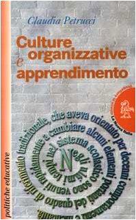 Culture organizzative e apprendimento