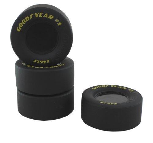 Goodyear Nascar Tire Untersetzer 4er Pack