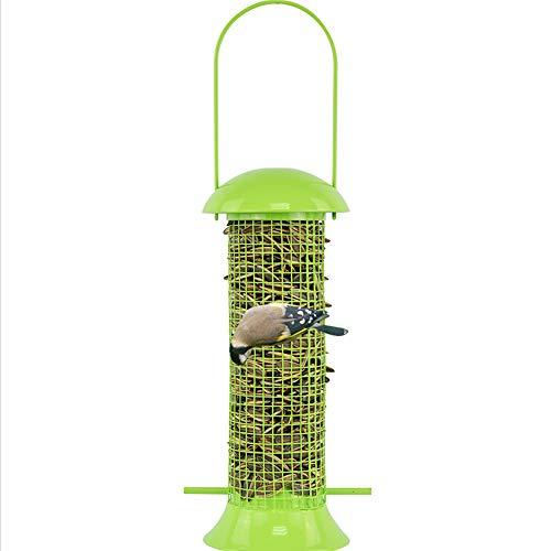 XBSD Wild Bird Feeder, Hanging Niger Seed Feeder, Anti-Uv, Kein Verblassen der Farben -