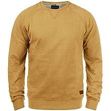 Blend Alex Jersey Sudadera Suéter Para Hombre Con Cuello Redondo Con Forro  Polar Suave Al Tacto 657494f07b9c