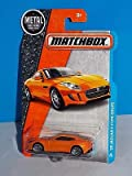 MATCHBOX Jaguar F-Type Coupe - 1:64 - orange
