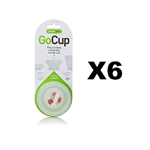 humangear-gocup-travel-cup-small-clear-4oz-collapsible-silicone-tumbler-6-pack