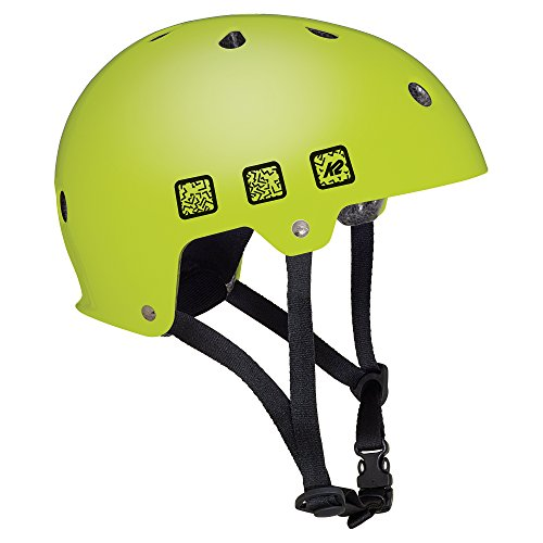 K2 Kinder JR Varsity Helm, Lime, L