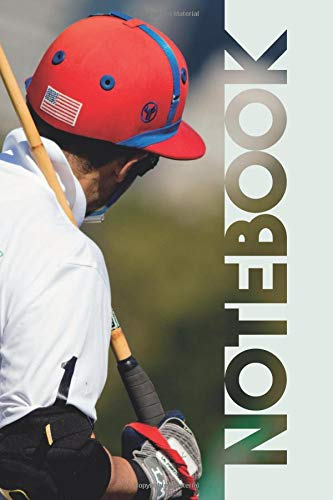 Notebook: Polo Mallet Helpful Composition Book for Chukka Players por Molly Elodie Rose