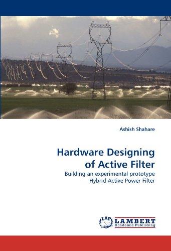 Hardware Designing of Active Filter