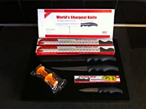 World's Sharpest Knife