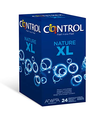 Control NATURE, 24 Profilattici XL