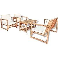 Suchergebnis Auf Amazonde Für Gartenmöbel Bambus Gartenmöbel
