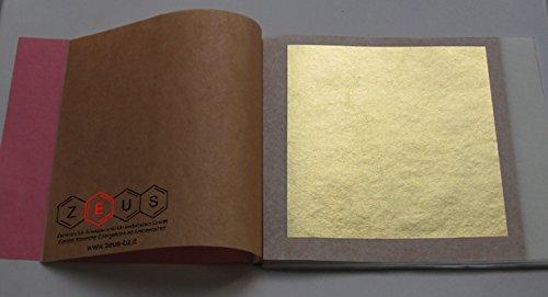 oro-in-foglia-a-decalco-2375-kt-doppio-spessore-libretto-da-25-fogli-8-x-8-cm