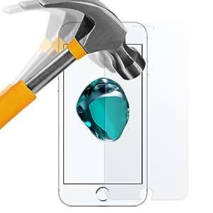 iPhone 7 Panzerglas - moodie Premium Panzerglasfolie - 9H Glasfolie für Apple iPhone 7