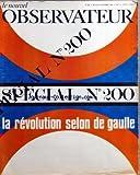 Telecharger Livres NOUVEL OBSERVATEUR LE No 200 du 09 09 1968 SOMMAIRE COURRIER DEBAT DES NANTERRE PARTOUT PAR RENE BACKMANN L EVENEMENT LA REVOLUTION SELON DE GAULLE EDITORIAL PAR JEAN DANIEL ELYSEE EN BLEU BLANC ROSE PAR CLAUDE KRIEF UNIVERSITE SUR PLUSIEURS FRONTS PAR OLIVIER TODD MONNAIE UN COUP DE POKER PAR JACQUES MORNAND BUDGET LA RESTAURATION ET LES PHRASES PAR MICHEL BOSQUET SYNDICATS UNE CONVERSATION DE SALON PAR LUCIEN ROUX DIPLOMATIE LA LIBERTE DES CAIMANS PAR MAURICE DUVER (PDF,EPUB,MOBI) gratuits en Francaise