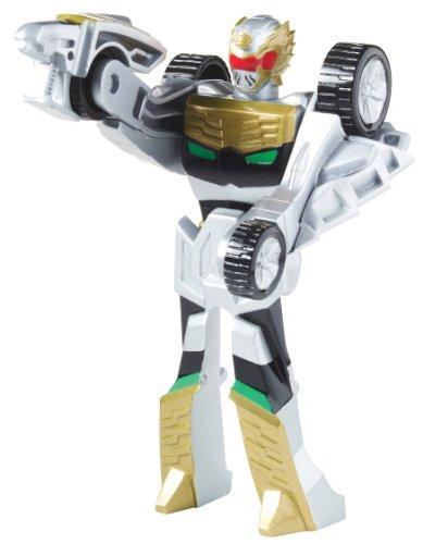 Power Rangers Megaforce Lion Morphin Vehicle, Robo - Power Knight Ranger Robo