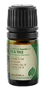 Naissance Teebaumöl 10ml 100% naturreines ätherisches Öl