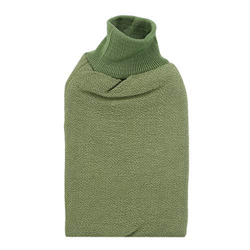 Garispace Körperreinigung Peeling Reiben Handtuch Handschuhe Waschlappen für Erwachsene Qualität Peeling Badebürste Dusche Spa (Grün) -