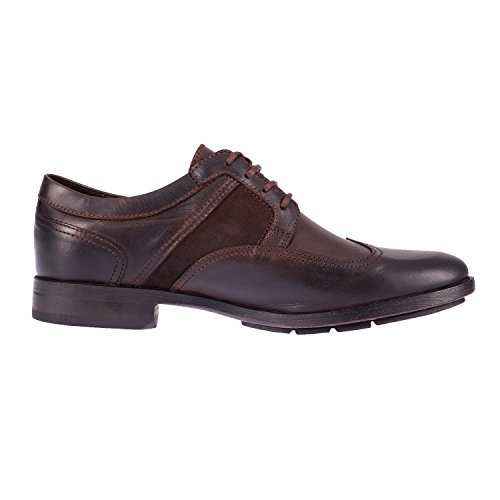 Fly London Mens Pipo Leather Shoes RUG/OIL SUEDE-4