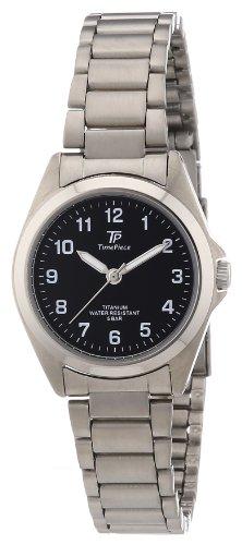 Time Piece Damen-Armbanduhr XS Titan Analog Quarz Titan TPLT-50226-22M