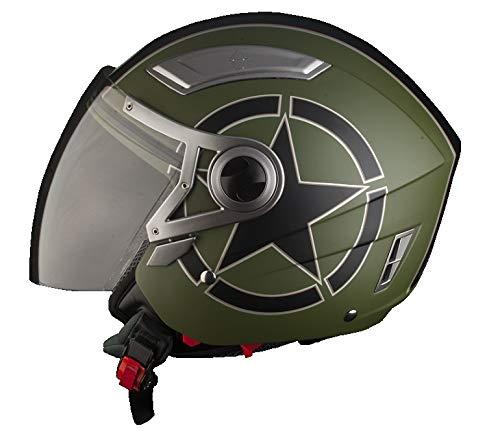 Zoom IMG-3 bhr 93291 casco doppia visiera
