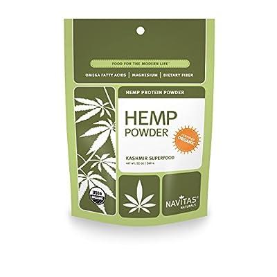 Navitas Hemp Protein Powder 340 g by Navitas Naturals