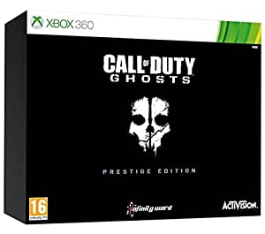 Call of Duty: Ghosts Exclusive Prestige Edition