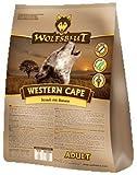 Wolfsblut Western Cape ADULT Trockenfutter für Hunde mit Strauß und Banane - 2 kg