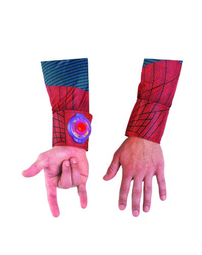 Disguise 42526DI Deluxe Spiderman Film Adult Web Shooter