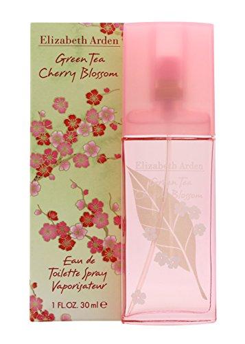 Elizabeth Arden Green Tea Cherry Blossom Eau De Toilette Spray, 1 Ounce