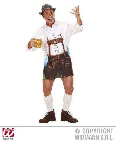 SCHÜRZE - LEDERHOSE - Oktoberfest (Oktoberfest Zubehör Kostüm)