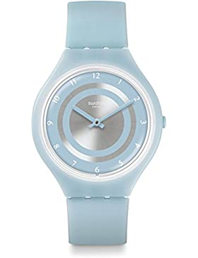 Swatch Unisex Erwachsene-Armbanduhr SVOS100