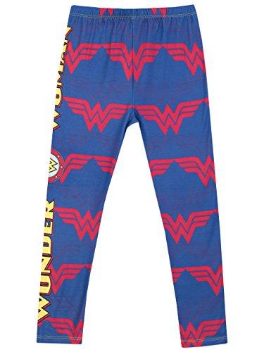 Wonder Woman - Leggings Niñas - La Mujer Maravilla