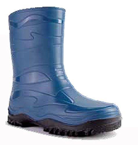 DEMAR Gummistiefel Regenstiefel für Freizeit, Garten etc. YOUNG Blau