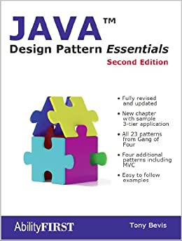 Java Design Pattern Essentials (English Edition) von [Bevis, Tony]