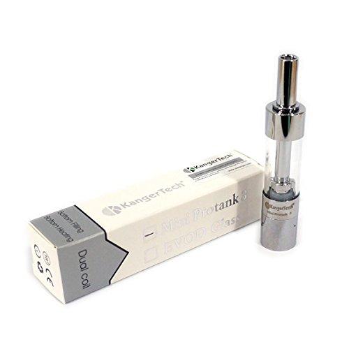 1,5 Ml Mini (ProTank mini 3 Kanger BDCC 1,5 ml Glastank, wechselbares DripTip, KangerTech, e-Zigarette)