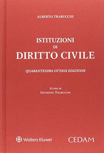 Istituzioni di diritto civile