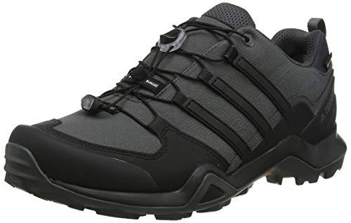 adidas Herren Terrex Swift R2 GTX Traillaufschuhe, Grau (Grey/Core Black/Grey 0), 45 1/3 EU