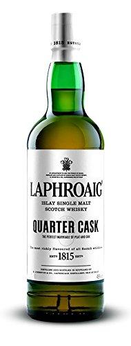 Laphroaig Quarter Cask + GB 48% Vol. 1 l