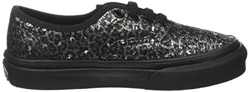 Vans  Authentic, Chaussures mixte enfant Noir