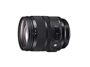 Sigma 24-70mm F2,8 DG OS HSM Objektiv (Filtergewinde 82 mm) für Nikon Objektivbajonett schwarz