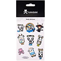 Tokidoki Moofia Puffy Stickers